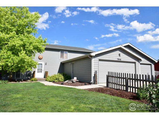 7846 4th St, Wellington, CO 80549 (MLS #825475) :: 8z Real Estate