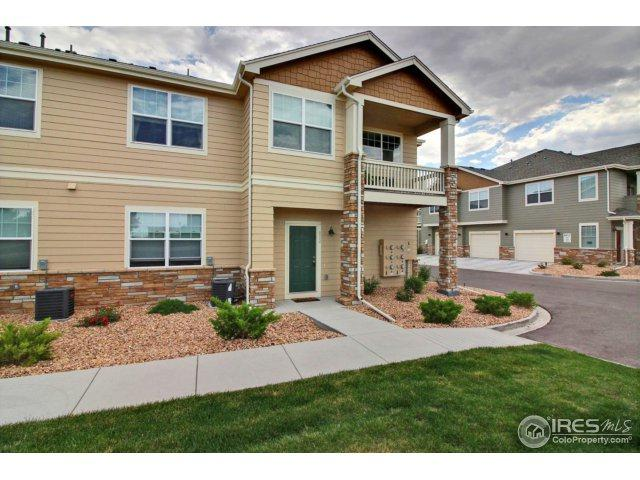 6911 W 3rd St #812, Greeley, CO 80634 (MLS #825614) :: 8z Real Estate