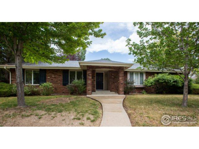 1306 Leawood St, Fort Collins, CO 80525 (MLS #825645) :: 8z Real Estate