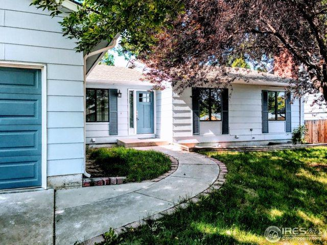 3809 W 13th St, Greeley, CO 80634 (MLS #825647) :: 8z Real Estate