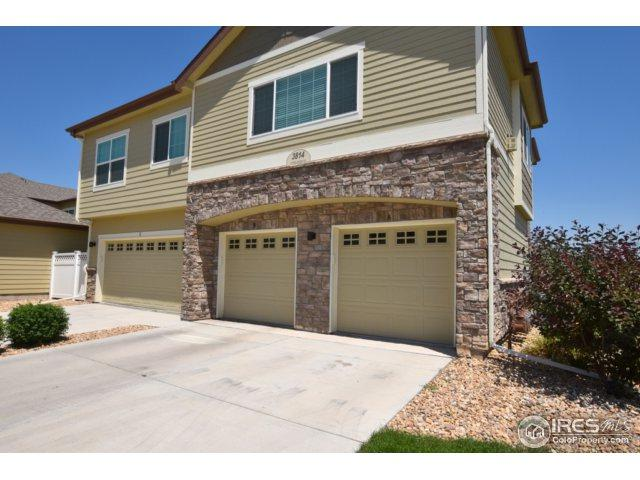 3814 Steelhead St #10, Fort Collins, CO 80528 (MLS #825683) :: 8z Real Estate