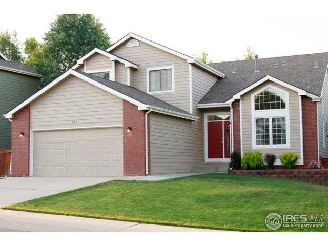 424 Idalia Dr, Fort Collins, CO 80525 (MLS #825696) :: 8z Real Estate