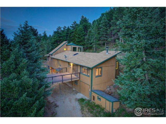 162 Alaska Rd, Boulder, CO 80302 (MLS #825709) :: 8z Real Estate