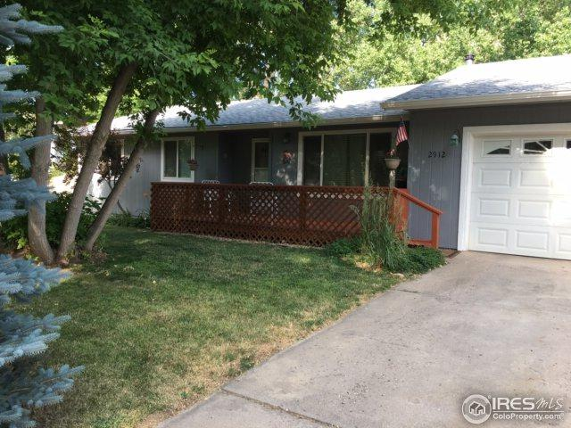 2912 Lochlomond Dr, Laporte, CO 80535 (MLS #825821) :: Kittle Real Estate