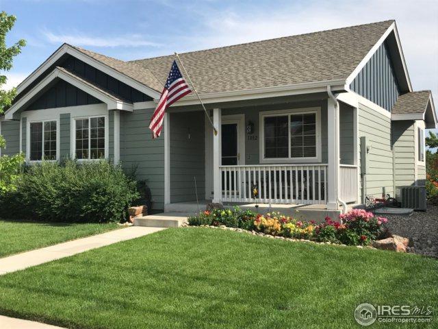 1882 E 9th St, Loveland, CO 80537 (MLS #825868) :: 8z Real Estate