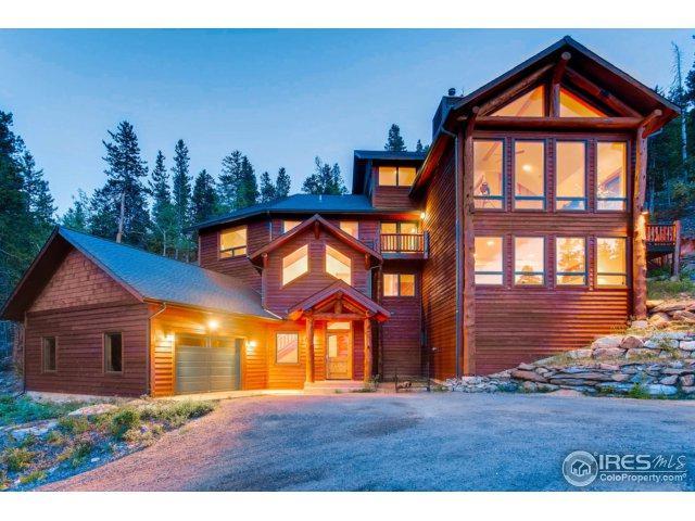 1720 Moss Rock Dr, Estes Park, CO 80517 (MLS #826009) :: 8z Real Estate
