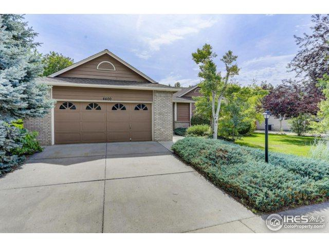 4400 Creekwood Dr, Loveland, CO 80538 (MLS #826171) :: 8z Real Estate