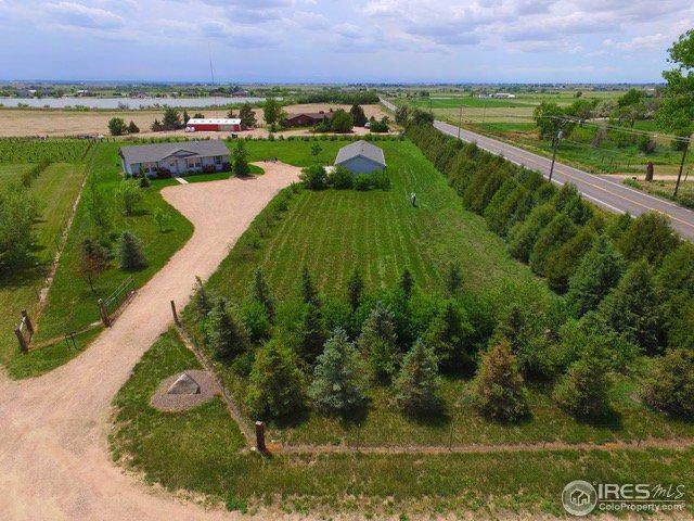 25612 Highway 392, Greeley, CO 80631 (MLS #826363) :: 8z Real Estate