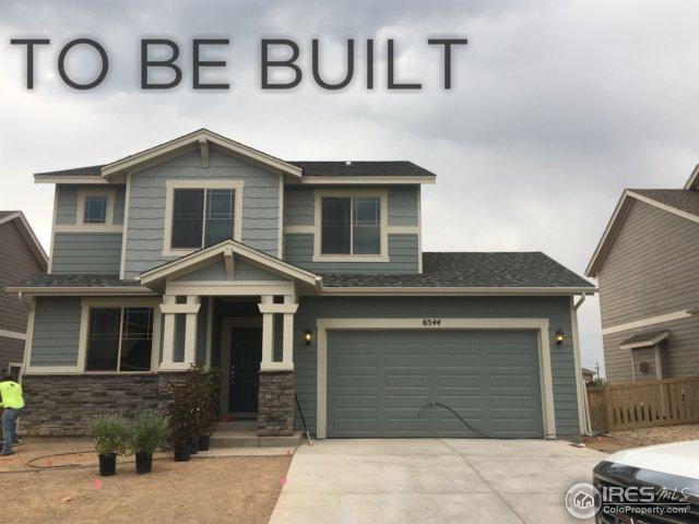 6544 Zimmerman Lake Rd, Timnath, CO 80547 (MLS #826408) :: The Forrest Group