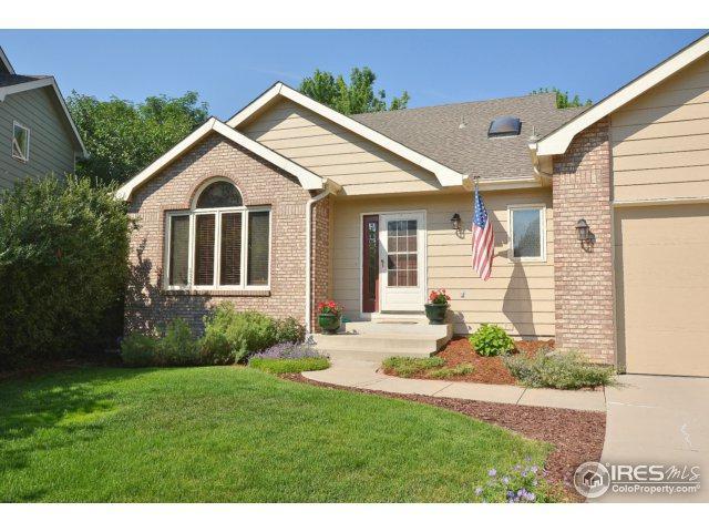 3881 Kremmling Dr, Loveland, CO 80538 (MLS #826471) :: 8z Real Estate