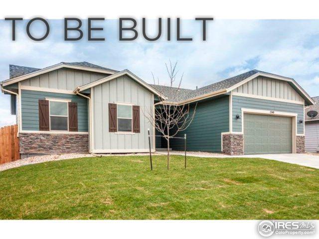514 Vivian St, Severance, CO 80546 (MLS #826522) :: 8z Real Estate