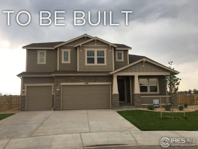 5386 Bowen Lake Ct, Timnath, CO 80547 (MLS #826593) :: The Forrest Group