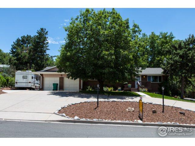 9860 W 35th Ave, Wheat Ridge, CO 80033 (MLS #826744) :: 8z Real Estate