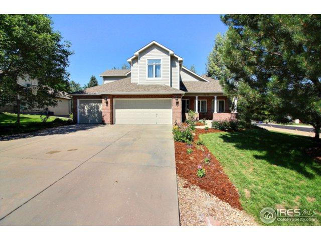 2105 64th Ave, Greeley, CO 80634 (MLS #826973) :: 8z Real Estate