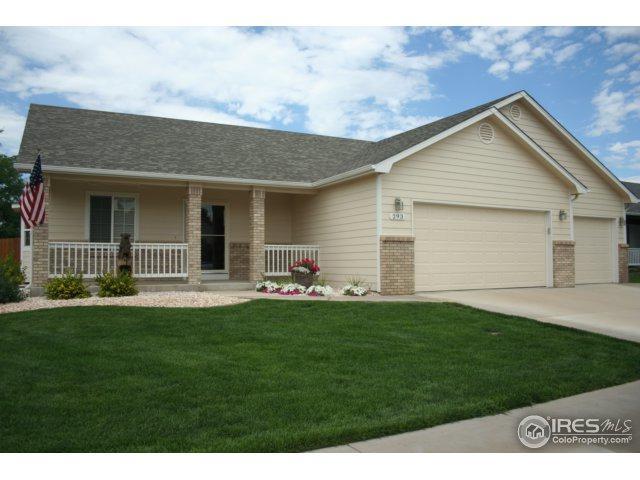 293 S 5th St Way, La Salle, CO 80645 (MLS #826974) :: 8z Real Estate