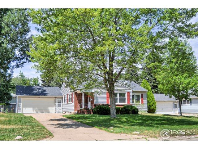 1721 17th Ave, Greeley, CO 80631 (MLS #826981) :: 8z Real Estate