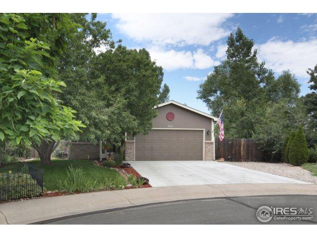 4517 Woodland Ct, Fort Collins, CO 80526 (MLS #827117) :: 8z Real Estate