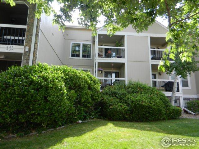 5403 W 76th Ave #613, Arvada, CO 80003 (MLS #827175) :: 8z Real Estate