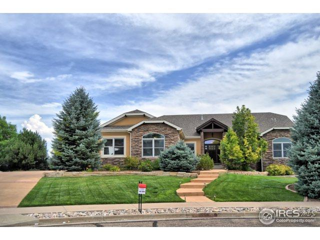 808 54th Ave Ct, Greeley, CO 80634 (MLS #827247) :: 8z Real Estate