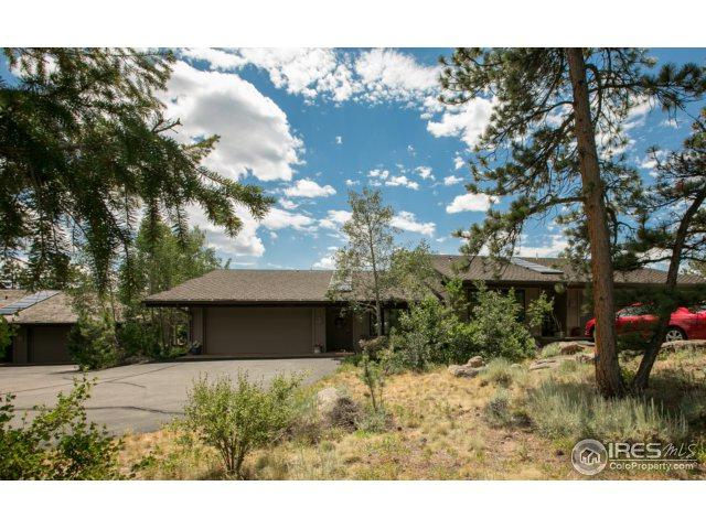 60 Aspen Ln D5, Red Feather Lakes, CO 80545 (MLS #827302) :: 8z Real Estate