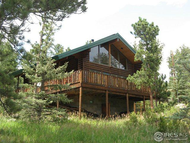 161 Piney Knolls Dr, Red Feather Lakes, CO 80545 (MLS #827500) :: 8z Real Estate