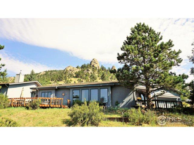 565 Devon Dr A, Estes Park, CO 80517 (MLS #827545) :: 8z Real Estate