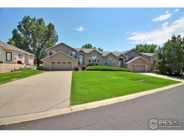 5750 W 20th St #9, Greeley, CO 80634 (MLS #827569) :: 8z Real Estate