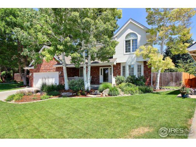 4121 W 15th St Ln, Greeley, CO 80634 (MLS #827586) :: The Forrest Group