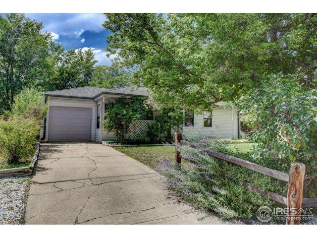 1655 S Newton St, Denver, CO 80219 (MLS #827647) :: 8z Real Estate