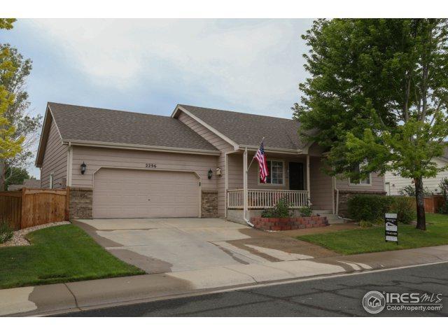 2296 W 45th St, Loveland, CO 80538 (MLS #827664) :: 8z Real Estate