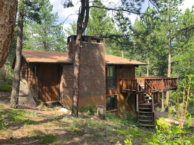 803 Hemlock Dr, Lyons, CO 80540 (MLS #827695) :: 8z Real Estate