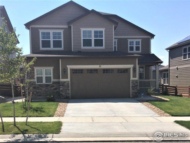 71 Sun Up Cir, Erie, CO 80516 (MLS #827747) :: 8z Real Estate