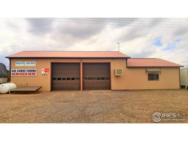 182 Lincoln Ave, Nunn, CO 80648 (MLS #827771) :: 8z Real Estate