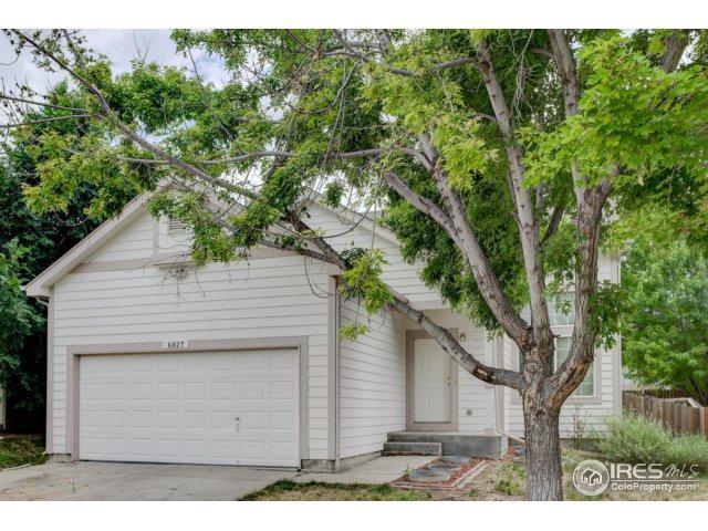 6827 Summerset Ave, Longmont, CO 80504 (MLS #827833) :: 8z Real Estate