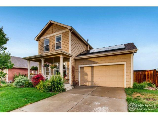 824 Cliffrose Way, Severance, CO 80550 (MLS #827909) :: 8z Real Estate