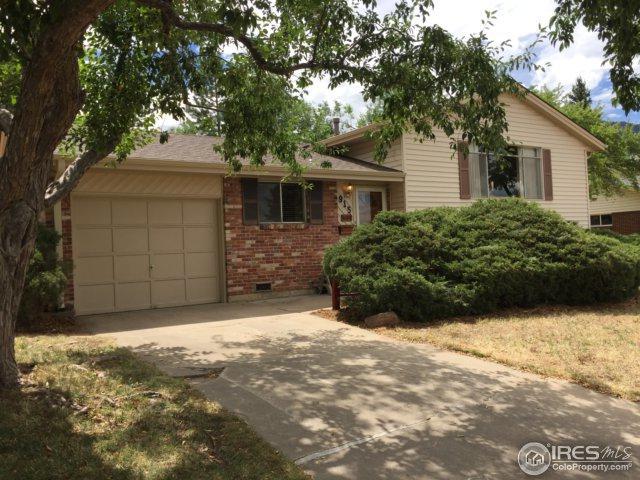 915 Yale Rd, Boulder, CO 80305 (MLS #827958) :: 8z Real Estate