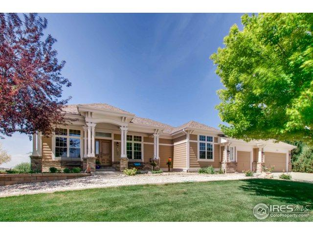 4293 Prairie Ct, Windsor, CO 80550 (MLS #827970) :: 8z Real Estate