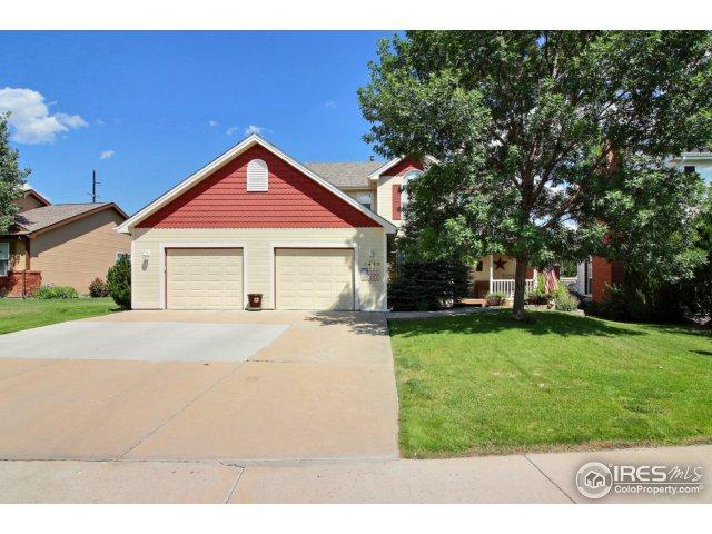 1435 Hawkridge Rd, Eaton, CO 80615 (MLS #828065) :: 8z Real Estate