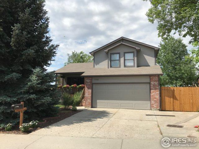 770 23rd St, Loveland, CO 80537 (MLS #828172) :: 8z Real Estate