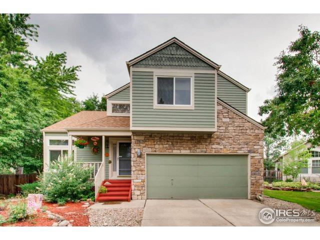 7115 Dry Creek Ct, Niwot, CO 80503 (MLS #828198) :: 8z Real Estate