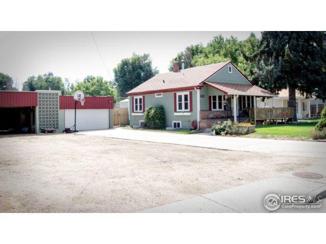 224 S Washington Ave, Loveland, CO 80537 (MLS #828204) :: 8z Real Estate