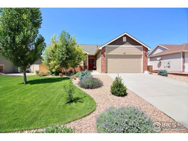 450 Apple Ct, Eaton, CO 80615 (MLS #828234) :: 8z Real Estate
