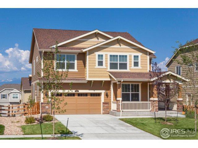 788 Dinosaur Dr, Erie, CO 80516 (MLS #828405) :: 8z Real Estate