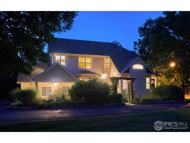 1845 Indian Hills Cir, Fort Collins, CO 80525 (MLS #828492) :: Downtown Real Estate Partners