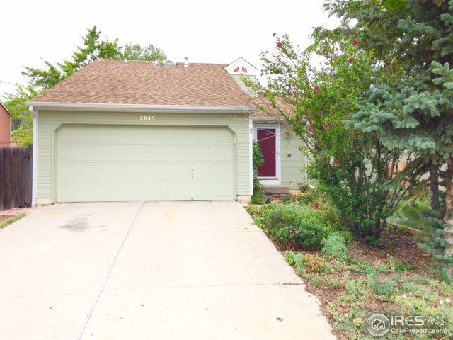 2045 Tulip St, Longmont, CO 80501 (MLS #828548) :: 8z Real Estate