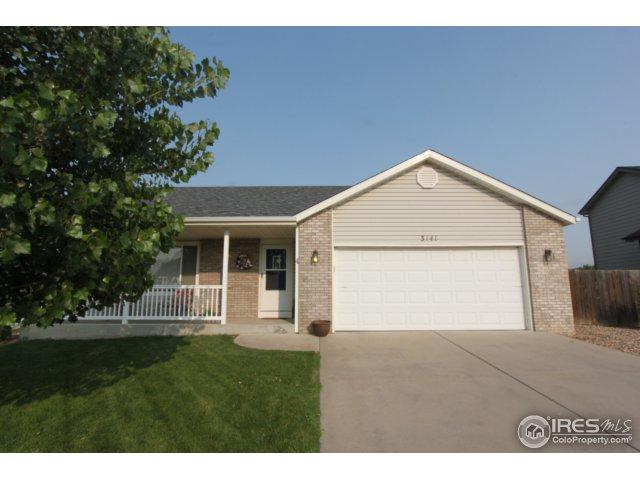 3141 52nd Ave, Greeley, CO 80634 (MLS #828610) :: 8z Real Estate
