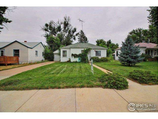2431 W 9th St, Greeley, CO 80634 (#828617) :: The Peak Properties Group
