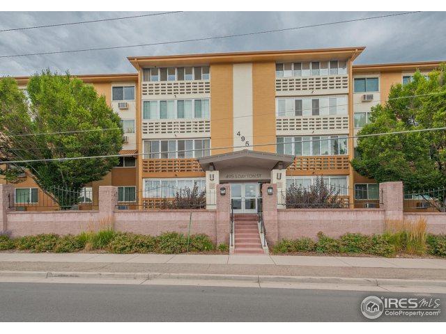 495 S Dayton St 7D, Denver, CO 80247 (MLS #828654) :: 8z Real Estate