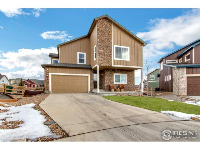 3082 Photon Ct, Loveland, CO 80537 (MLS #828765) :: Downtown Real Estate Partners