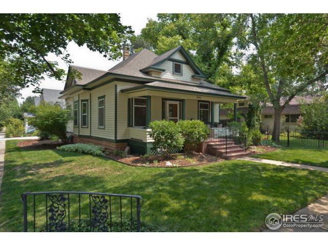 646 Gay St, Longmont, CO 80501 (MLS #828791) :: 8z Real Estate